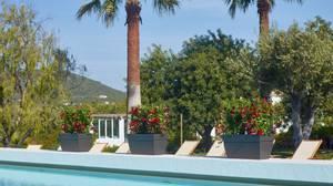 Bilde av Capri XL Plante Kasse Antrasitt 100 cm