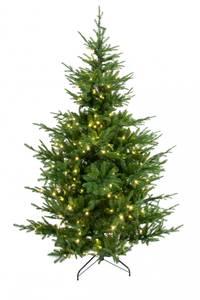 Bilde av Kunstig Gran Verde 300 LED-Lys 210cm